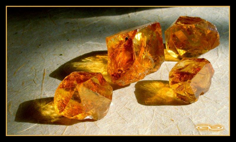 סיטרין - אבן השפע