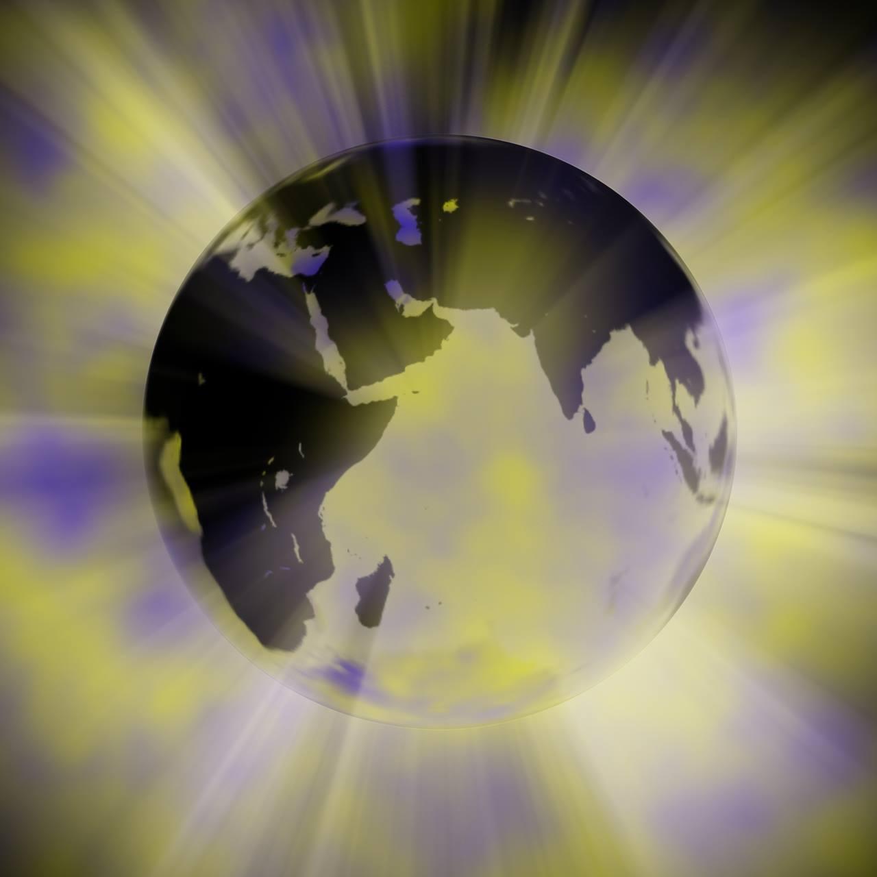 השאלה שצריך כל אדם לשאול עצמו: האם היקום ידידותי? האם הוא זוהר בשפע אינסופי?