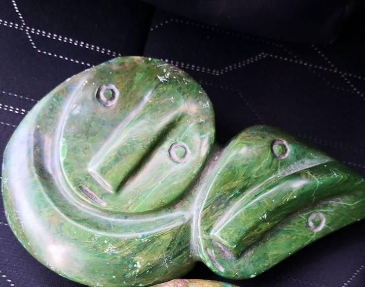 פסלוני באדסטון. נשלחו על ידי רוזאנה בן-ענת.