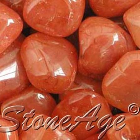 חלוקי קרנליאן. מהאתר של החנות סטונאייג'  www.stoneage.co.il צילום: שני תודר photo: Shani Toder