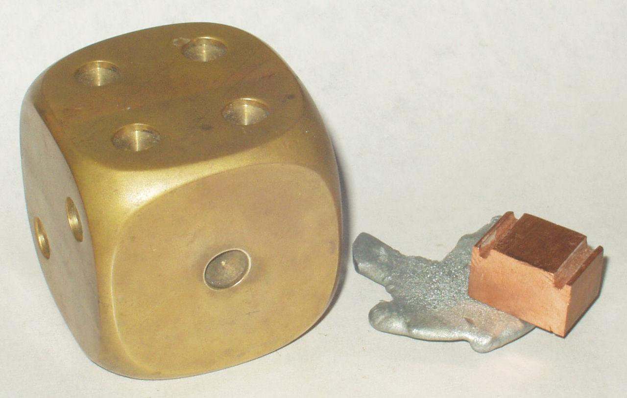 """קוביה מפליז. נלקח ברשות מ""""ויקיפדיה"""" From Wikipedia Commons"""