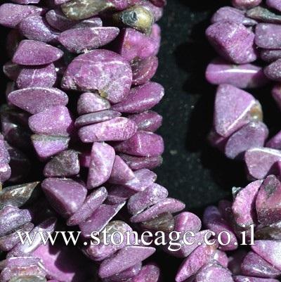 צ'יפים (חלוקים קטנים) של סטיצ'סטייט. מהאתר של סטונאייג.  www.stoneage.co.il צילום: שני תודר photo: Shani Toder