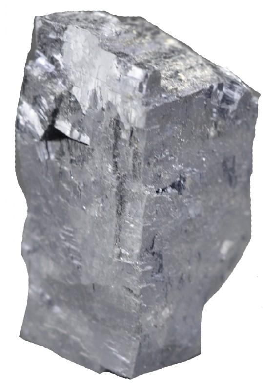 גביש בודד של גלנה. מהאתר של החנות סטונאייג'  www.stoneage.co.il צילום: שני תודר photo: Shani Toder