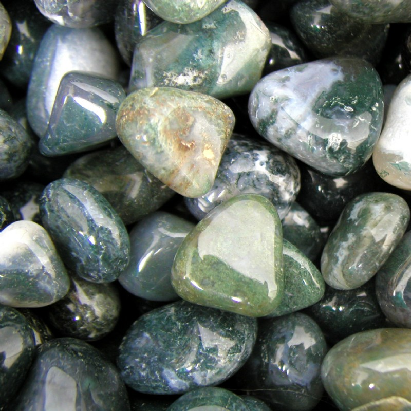 חלוקי מוס-אגת. מהאתר של החנות סטונאייג'  www.stoneage.co.il צילום: שני תודר photo: Shani Toder