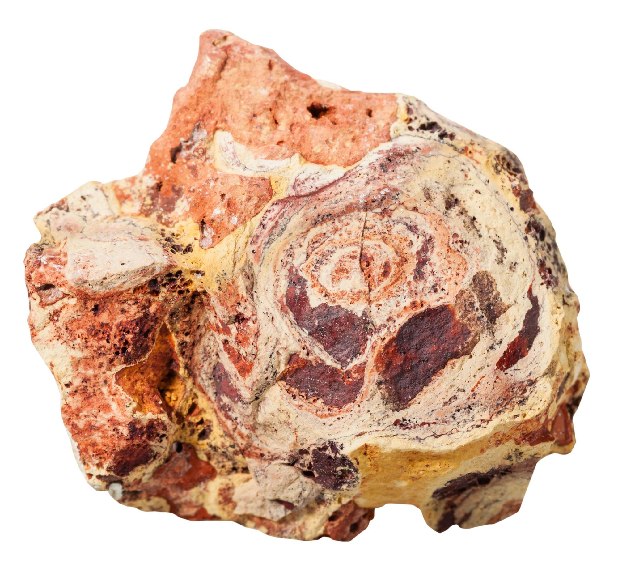 Diaspore Bauxite-ore rough