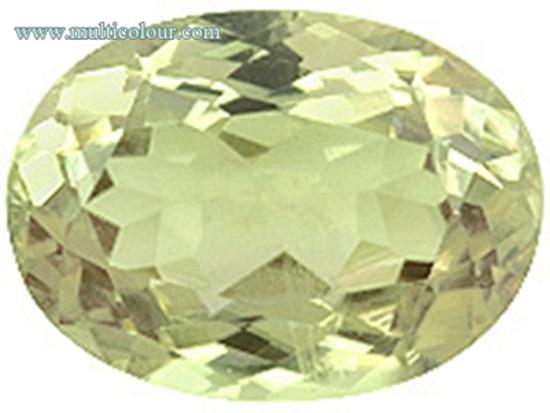 דיאספור (בוקסייט-אור) צהובה מלוטשת לתכשיט. נלקח ברשות מהאתר Taken from the website www.multicolour.com