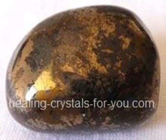חלוק של הילרס גולד. נלקח ברשות מהאתר   Taken with courtesy from www.healing-crystals-for-you.com