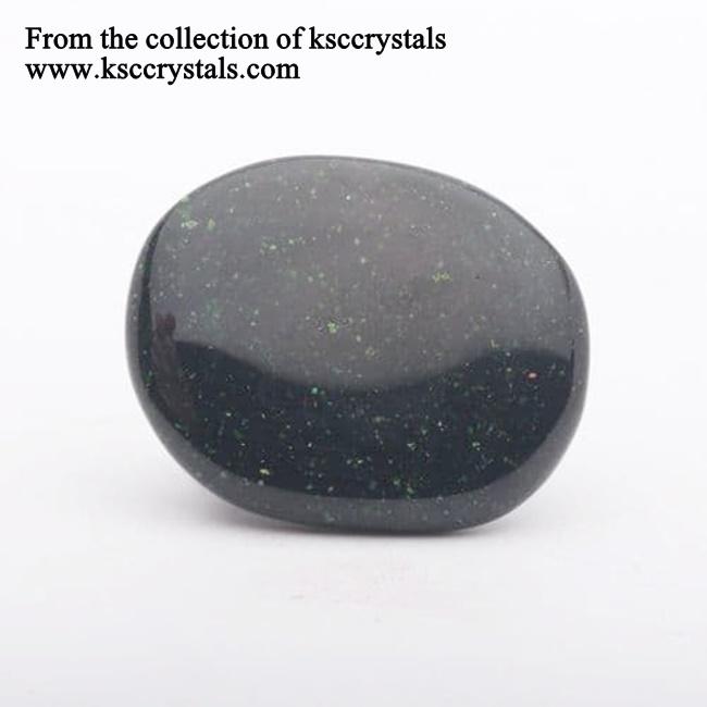חלוק של גולדסטון ירוקה. מהאוסף של החנות From the collection of KSC-CRYSTALS
