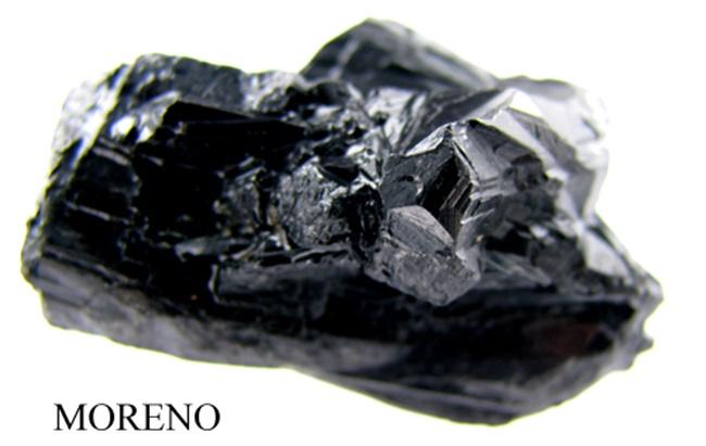 """מושבה של טורמלין שחורה. מהאוסף  של החנות """"מורנו קריסטלים"""" From the collection of Moreno-Crystals"""