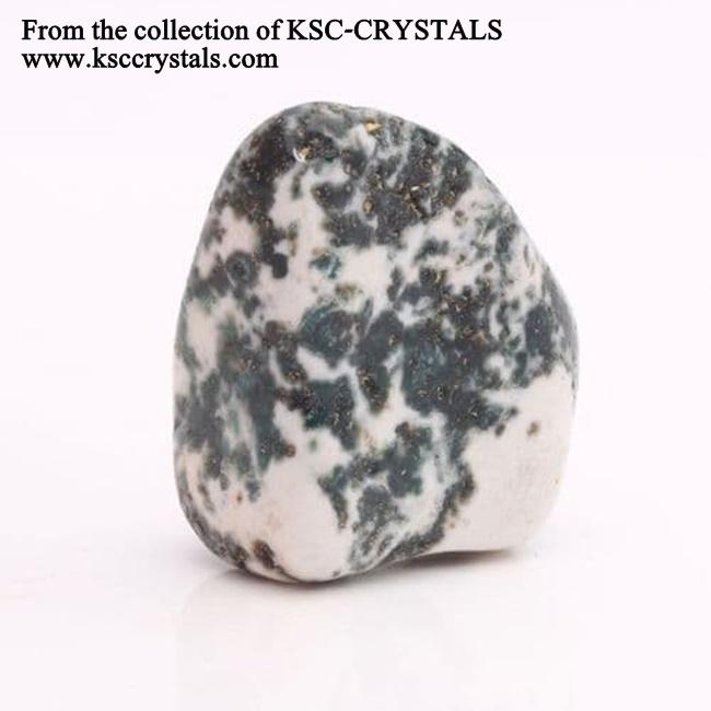 חלקו של אגת-עץ.  מהאוסף של החנות From the collection of KSC-CRYSTALS www.ksccrystals.com